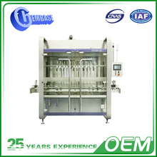 CE Standard Small Scale Bottle Filling Machine