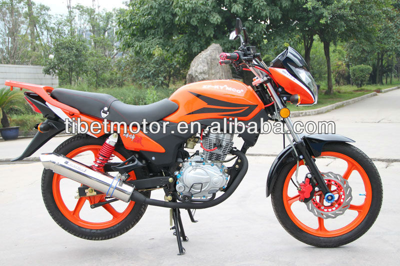 Good Quality Unique 150cc Motorcycles For Sale ZF150-10A(III)