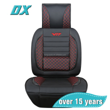 Wholesale customized PU leather folding car seat cover/cussion