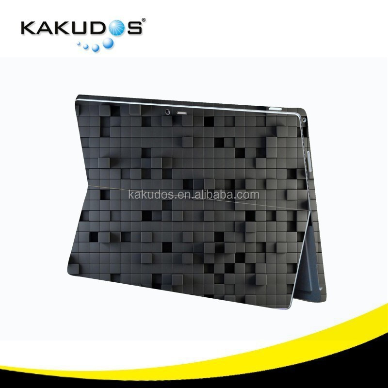 colorful oem skin sticker for microsoft surface pro 4