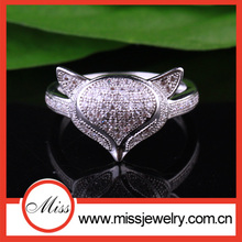 diamond pave fashion angel wing ring, gold angel wing ring