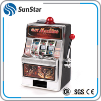 Fully stocked classic style coin operated slot machines sale,casino slot machine gambling toy,table top slot machines games