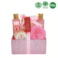 Personal care skin sets Bath and shower products
