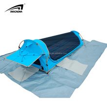 bicycle touring swag tent for campers