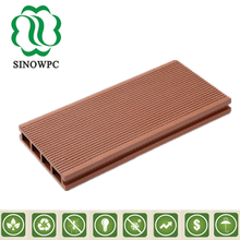 Sinowpc Waterproof wpc composite decking china supplier