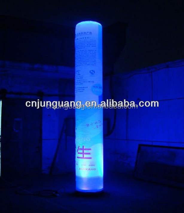 2017 NEW inflatable cone with led light