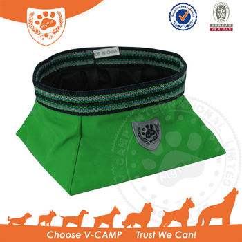 My Pet Waterproof Folding Dog Bowl
