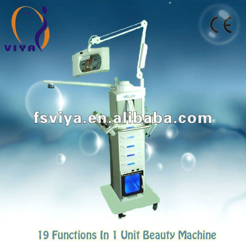 High Quality 19 In 1 Used Mobile Spa Salon Equipment
