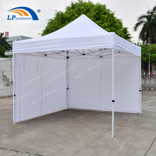 3x3m Hex steel or aluminum outdoor advertising folding pop up canopy tent