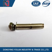 China supplier custom anchor bolt galvanized