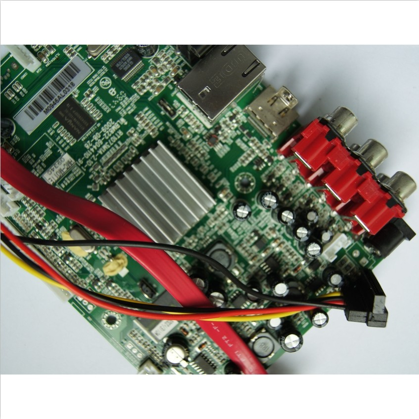 circuit board for remote control system