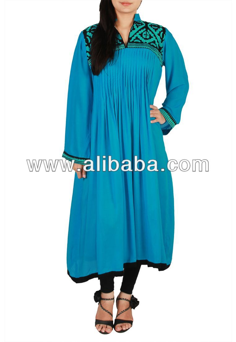 New Style Fashion Kurties 2014