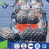 shipyard using inflatable marine rubber fender for STD