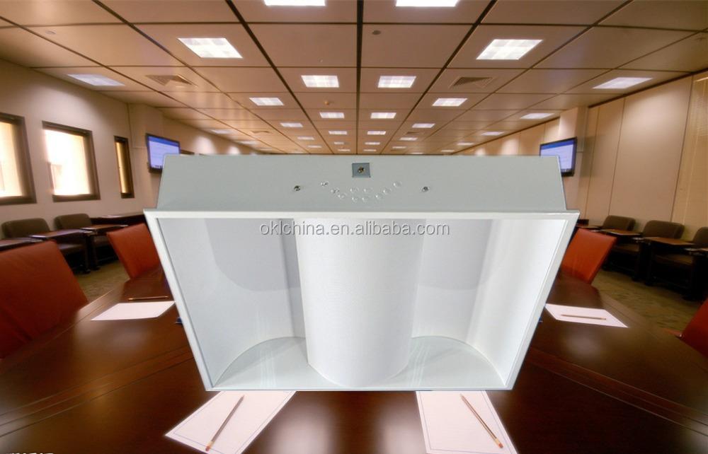 ul dlc ce new design led panel light fixture 2x2 2x4 44w. Black Bedroom Furniture Sets. Home Design Ideas