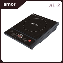 2000w High power battery powered induction cooker