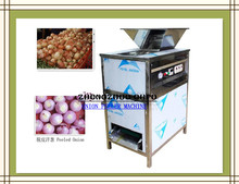 automatic small onion peeling machine for sale
