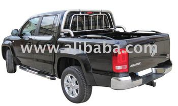 VW AMAROK STAINLESS STEEL ROLL BAR