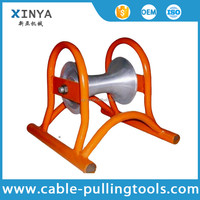 Cable Tray Roller , Trench Roller , Cable Laying Roller With Wheel Width 160mm
