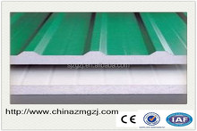 low price EPS fireproof polyurethane foam sandwich panel for china