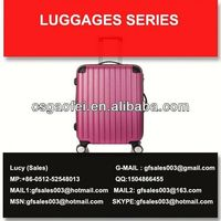 2013 hot sell soft side luggage for luggage using for luggage