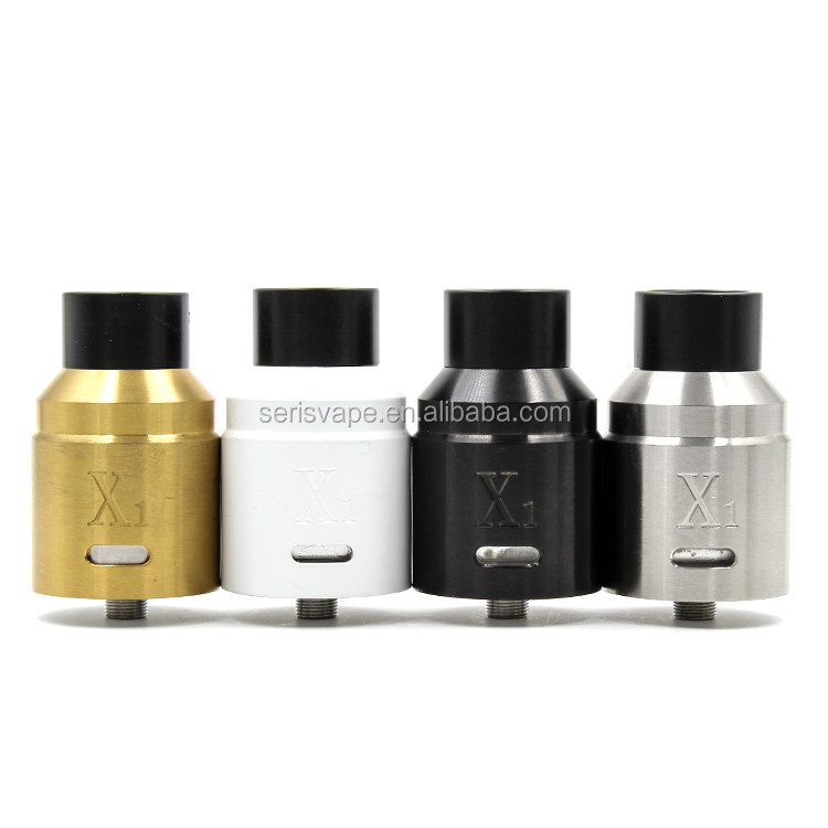 Top quality 1:1 clone X1 rda X1 tank atomizer with factory direct price