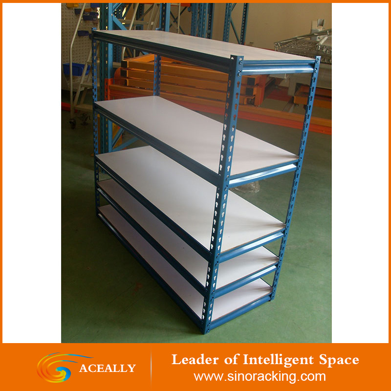 Aceally Warehouse Storage Portable Pallet Stack Light Duty Steel Rack