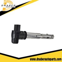 Dnaber Universal & Good Performance Ignition Coil OEM 07K905715D For Audi A4 A5 A6 A7 A8 Q7 R8 VW