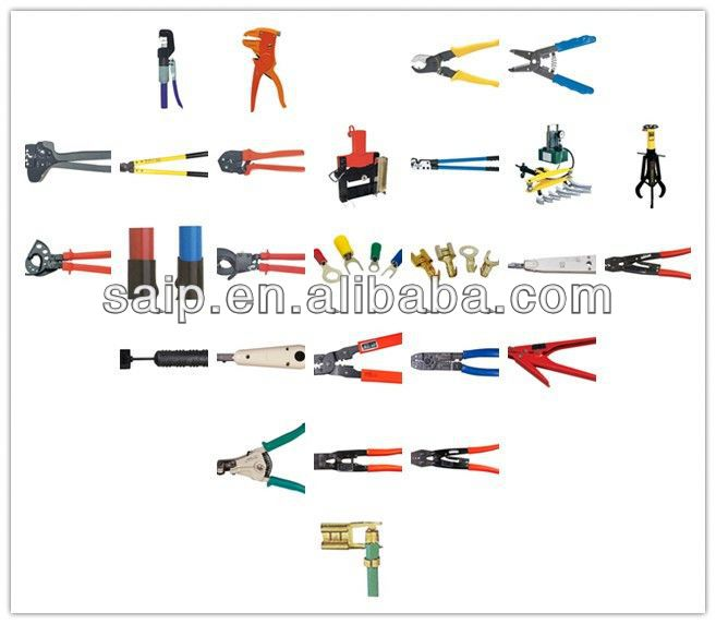 Cable Cutter Stripper Terminal Hydraulic Crimp Networ Tool computer hardware service hand tools