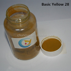 Paper Dyeing Basic Yellow 28 for Color Tissue Paper