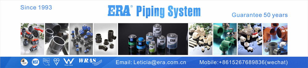 ERA Green PPR Germany Quality Full Sizes  Pipe Fittings 90 degree Elbow With DVGW certificates