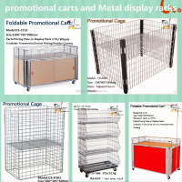 Promotional Racks Metal Display Rack Goods