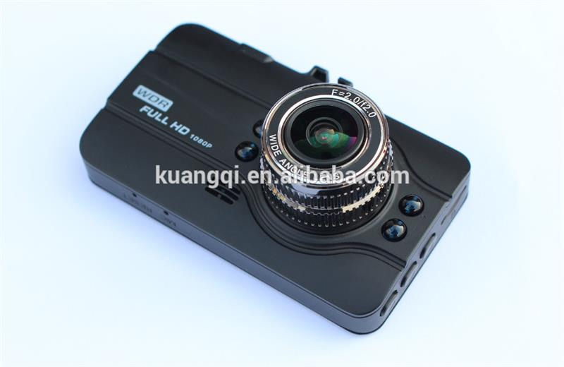 Hot selling full hd video recorder full hd dual lens camera roof mount car camera with low price