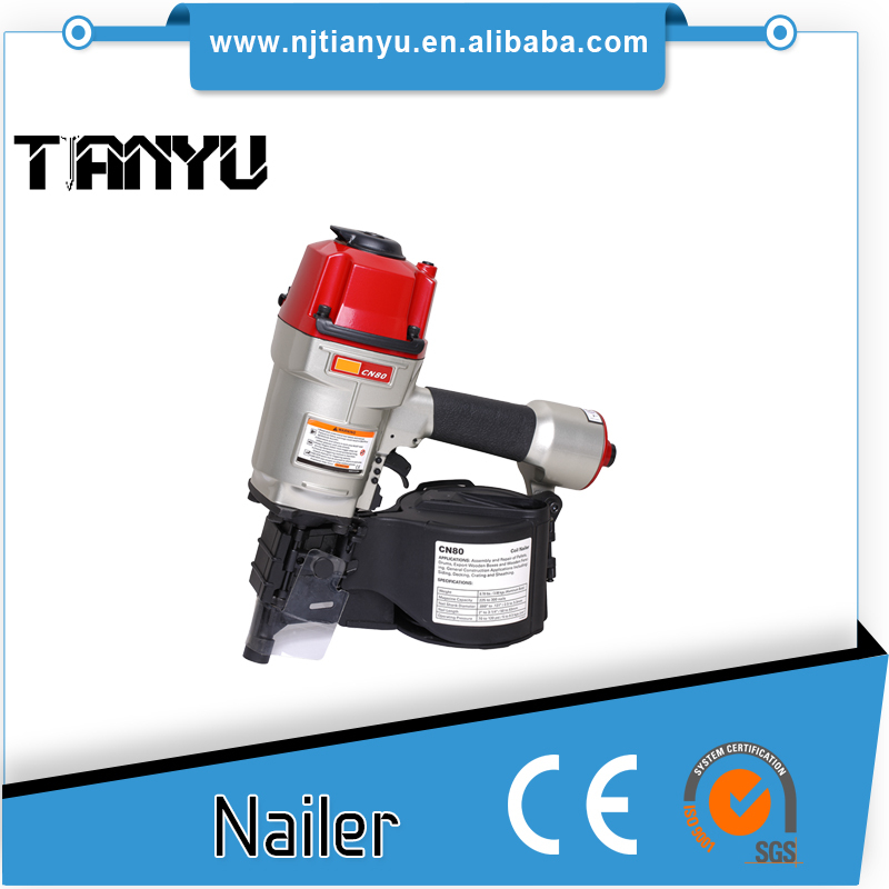 Air tool Bret CN55/CN55C Coil Nailer(compatible with MAX system)
