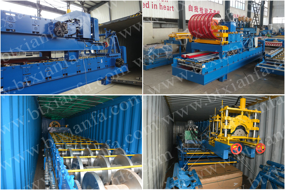 Color Steel Sheet Sheet Levelling Machine
