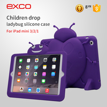 EXCO Hot selling new design laptop silicone case for the new ipad 2