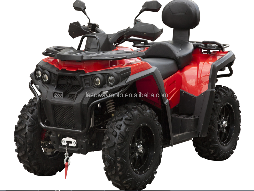 2017 New EEC EFI ATV,500cc Quad ATV 4*4 atv