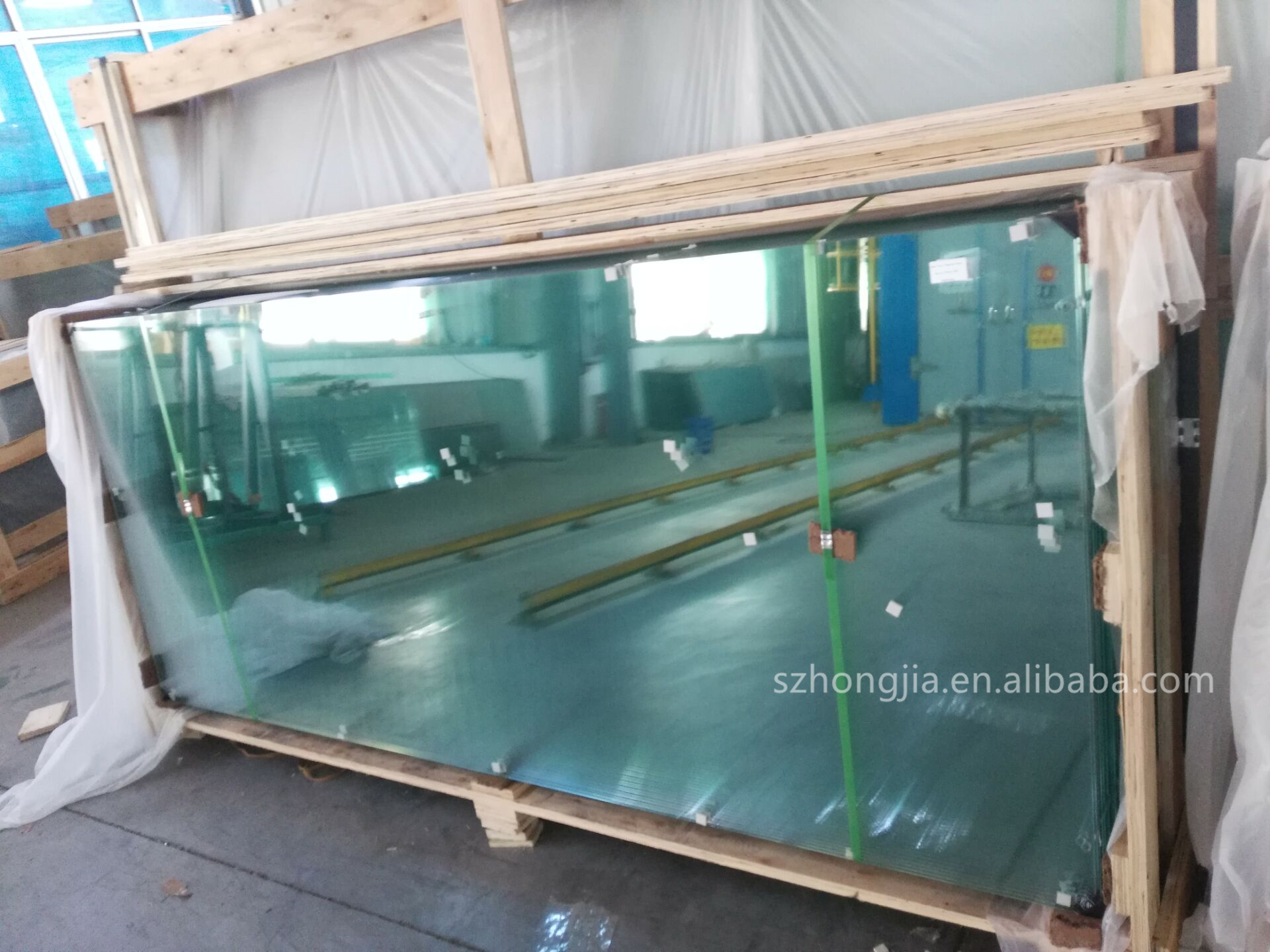 hot sale 10mm tempered glass price