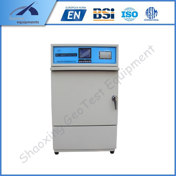 ACT-1 Ignition Method Asphalt Content Tester/asphalt laboratory equipment