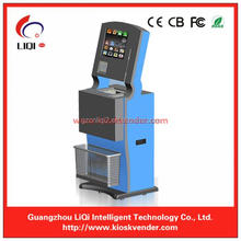 Bill Acceptor Payment Kiosk/ATM Machine With Bill Acceptor, Self-Service Touch Screen Kiosk
