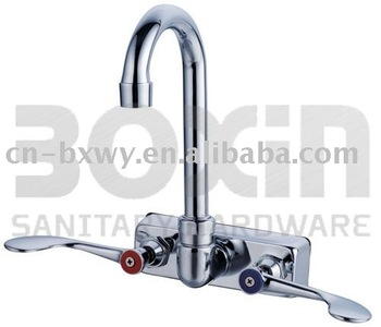 NSF Dishwasher Commercial Sink Faucets