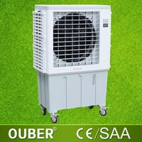 Commercial portable evaporative honey-comb air cooler energy saving open air cooler water air cooler