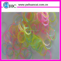 New Coming Promotional Rubber Band Loom Dropship Wholesale Colorful DIY Loom Band