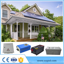 Easy Roof Installation Panel Solar 2kw System for Home Use