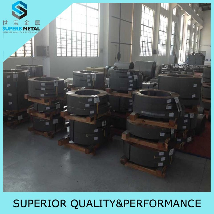 Transformer Core Used High Efficiency Silicon Steel Plate from Japan