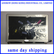 "Original New A1465 LCD Assembly For Macbook Air 11"" A1465 LCD Assembly Display Screen Panel MD711 MD712 661-7468 2013 year"