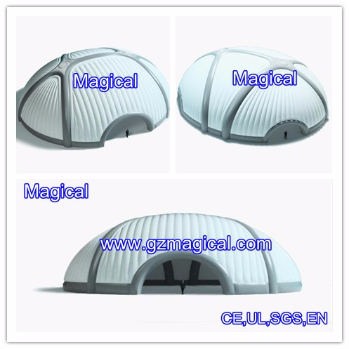 24m trident dome inflatable marquee inflatable dome marquee inflatable dome