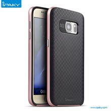 IPAKY Back Cover for Gionee Elife S5 PC Bumper Soft Case for Nokia 8800 Gold Arte IPAKY for Samsung S7 Edge Mobile Phone