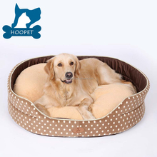 New Design Lucky Colourful Polkar Dot Luxury Funny Pet Dog Beds