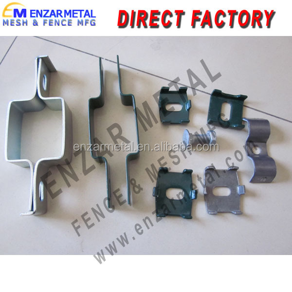 Galvanized Pipe Fence Clamps/All Types of Clamps