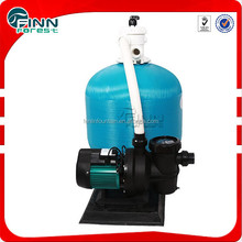 Hot selling swimming pool used fiberglass pressure sand filter